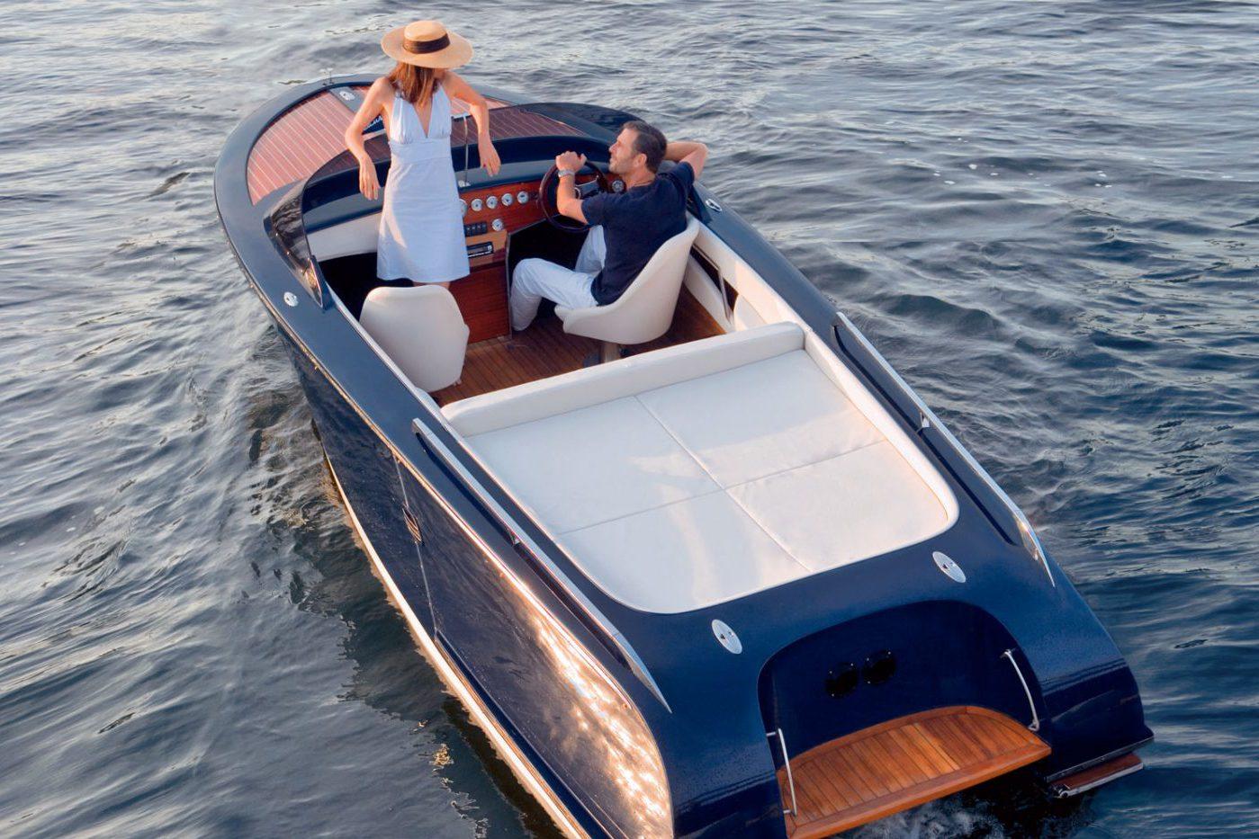 FRAUSCHER 606 Riviera  Boat Garda