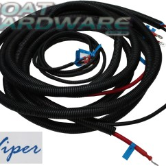 Viper Anchor Winch Wiring Diagram 2000 Harley Davidson Road King Loom Cable Tinned Copper Wire To
