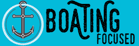 boating focused logo