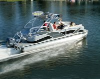 Aqua Patio 250 Express - Boating World
