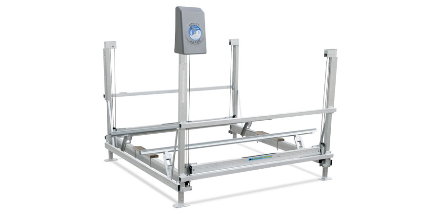 8000-lb Free Standing Boat Lift