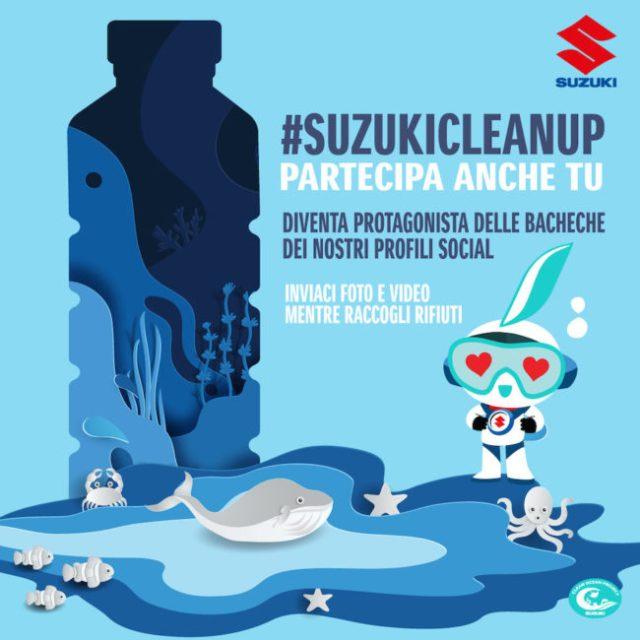 suzuki clean up adv