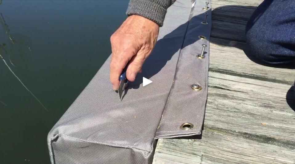 Boat Pillow Dock Fenders Boatmodo Gifts For Boaters