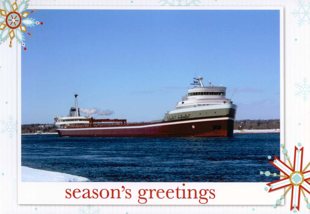 Holiday Shipping Card Gallery 10th Annual
