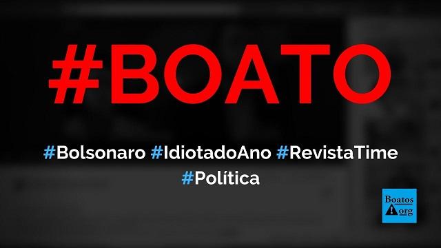Facebook faz homenagem ao presidente Jair Bolsonaro em vídeo, diz boato (Foto: Reprodução/Facebook)