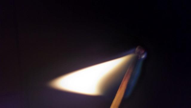 20 igrejas foram queimadas ontem à noite em Olisabang, na Índia, diz boato (Foto: Edgard Matsuki/Boatos.org)