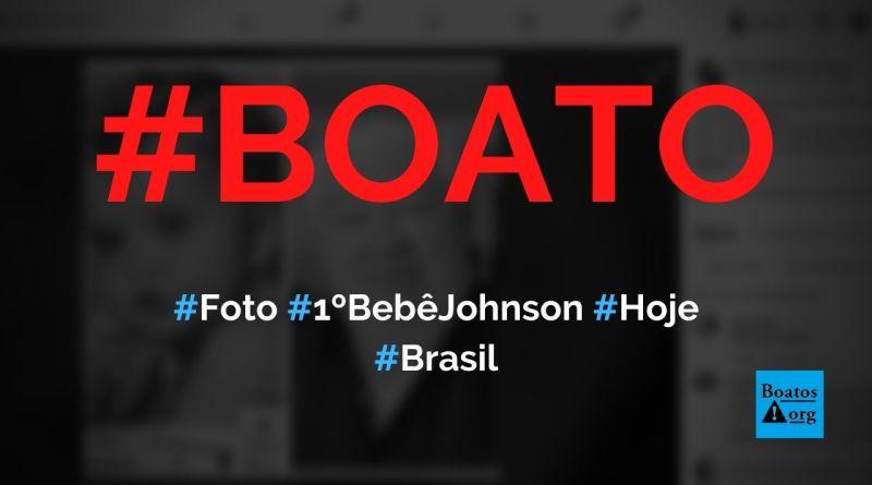 Foto mostra como está José Costa, primeiro bebê Johnson, hoje, diz boato (Foto: Reprodução/Facebook)