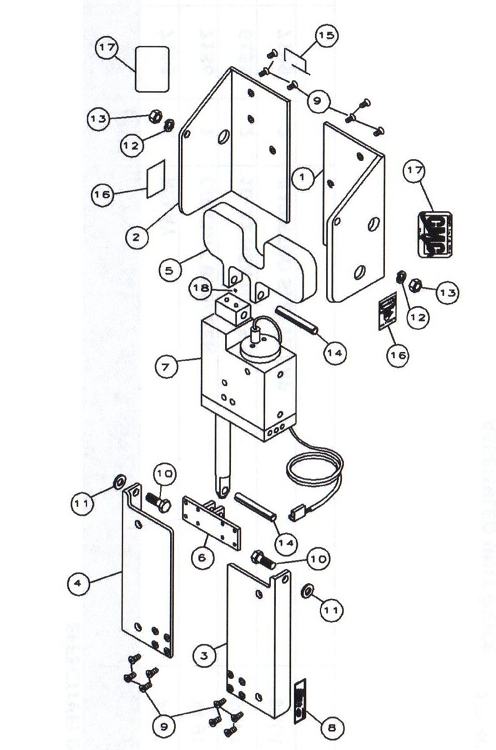 wiring diagram for trailers pioneer deh 1400 cmc pt-35 tilt and trim 52100 replacement parts