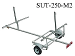 Trailex SUT-220-S Canoe and Kayak Ultra Light Duty Trailer