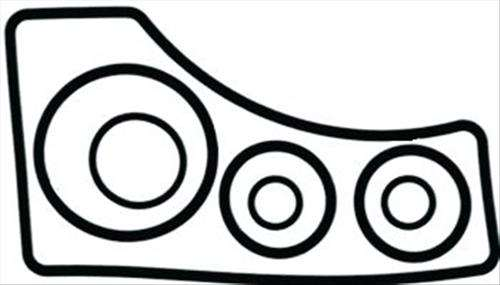 Sierra 18-2615 Mercruiser Outdrive Gasket Set 16755t1