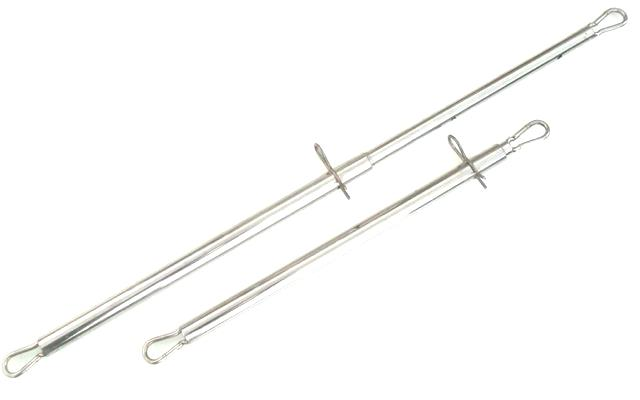 Adjustable Standoff Arms for Davits