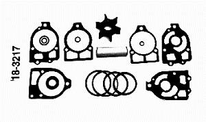 Water Pump Repair Kit 18-3217 18-3316 18-3319