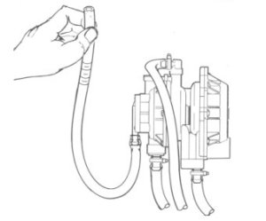 Testing procedures for all Johnson Evinrude VRO pumps