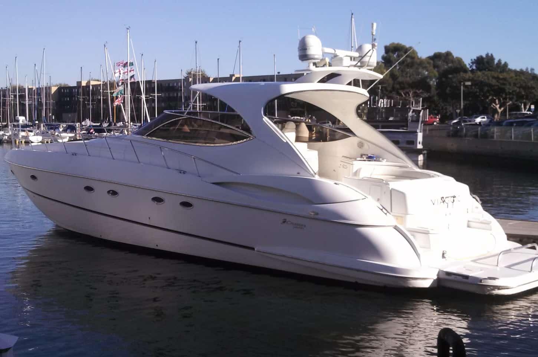 58 Cruisers Yacht