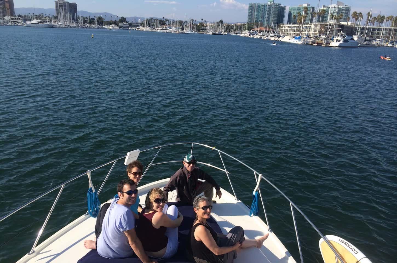 Marina del Rey Boat Tour
