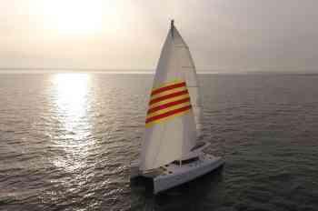 Saling Yacht Charter Cetacea
