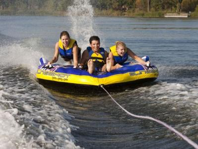 Rent all the Fun Water Toys for Your Boating Adventure