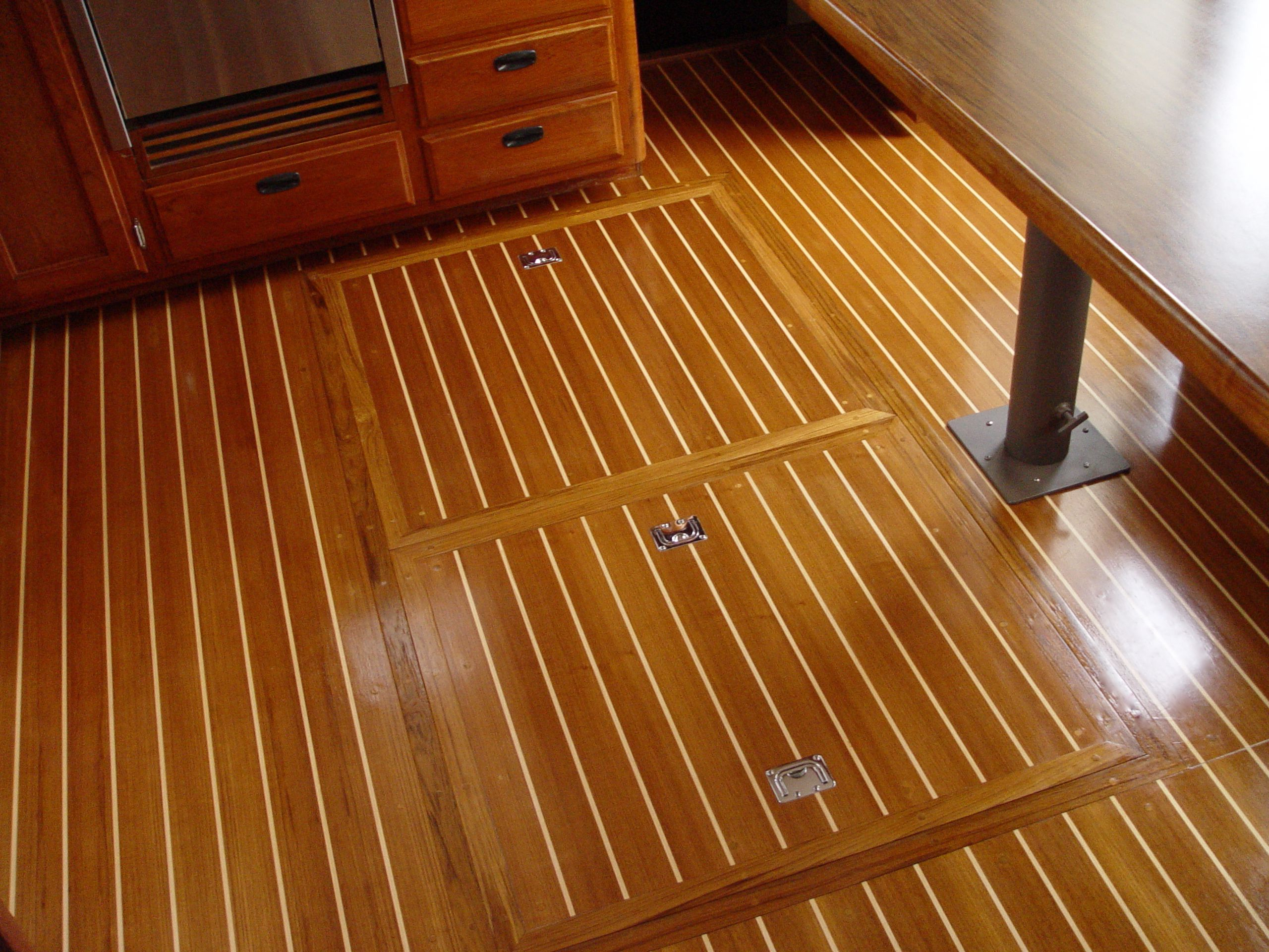 Teak And Holly Flooring Florida  Carpet Vidalondon