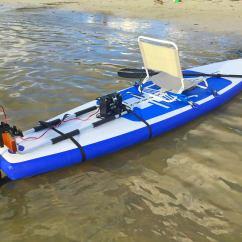 Electric Motor Kayak Honeywell Lyric T5 Wiring Diagram Add Trolling To Stand Up Sup Paddle Board