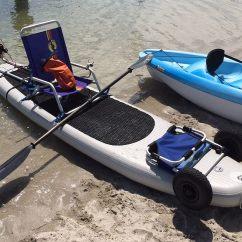 Electric Motor Kayak Digital Amp Meter Wiring Diagram Install On Any Sup Paddle Board