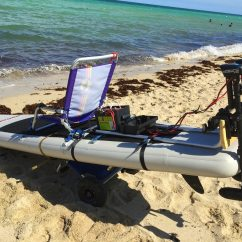 Electric Motor Kayak 2000 Jeep Cherokee Door Wiring Diagram Add Trolling To Stand Up Sup Paddle Board