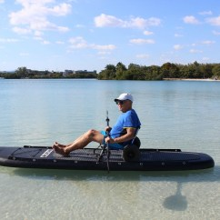 Beach Chair Accessories Living Room Chairs Uk Kayak Sup Small Inflatable Boat Deluxe Cargo Cart