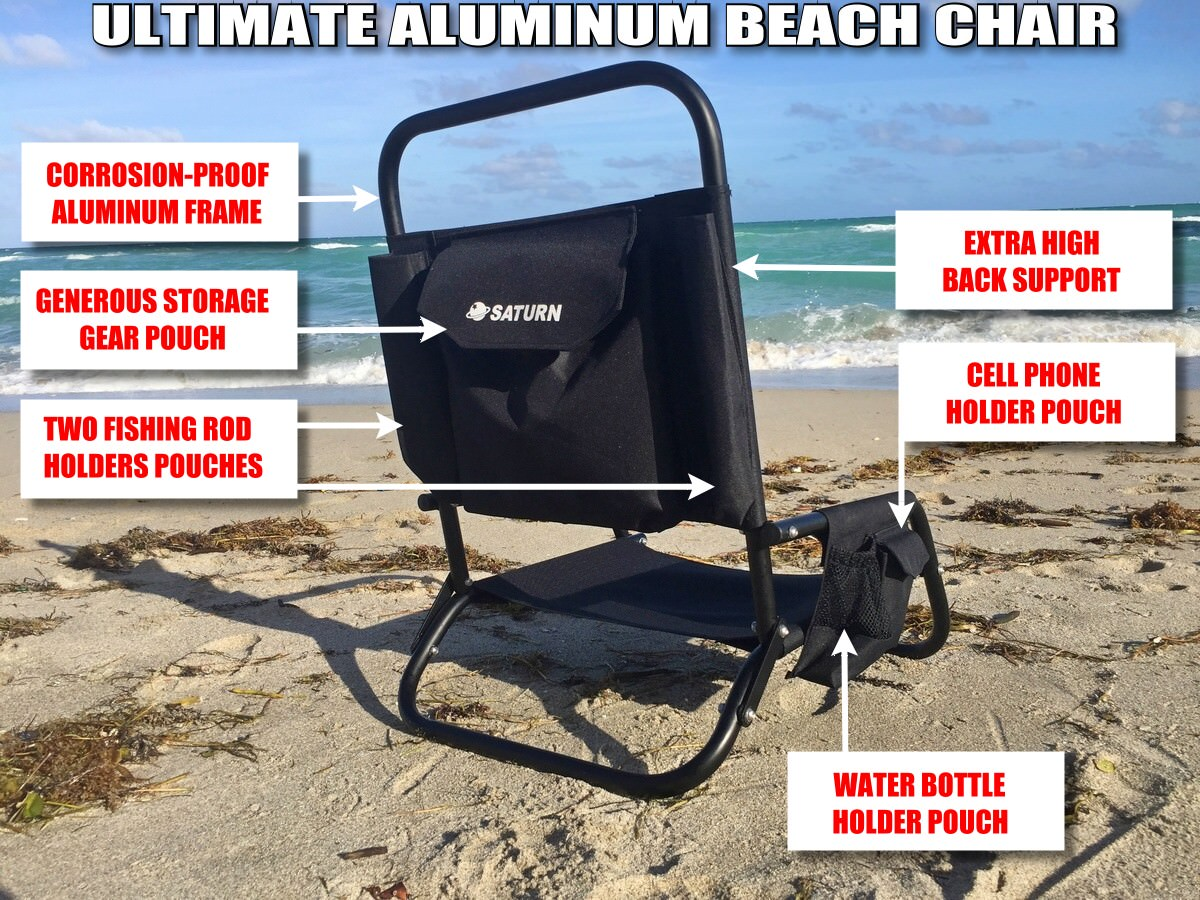 universal fishing chair attachments hip surgery aluminum folding beach paddle board kayak seat saturn for boards kayaks kaboats or boats