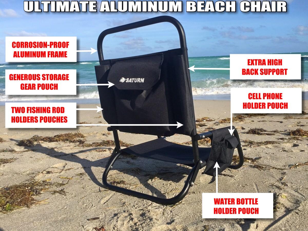 fishing chair umbrella holder pillow for office aluminum folding beach paddle board kayak seat
