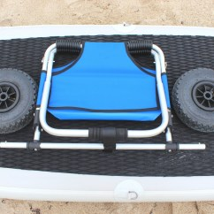 Fishing Chair For Bad Back Stand Older Adults Kayak Cart Beach Hand