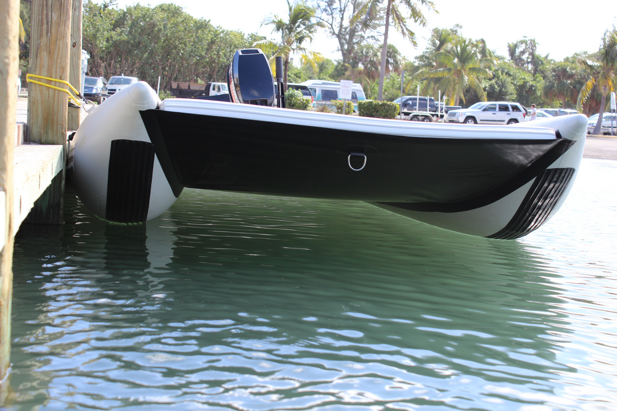 Inflatable Mini Cat Catamaran MC365
