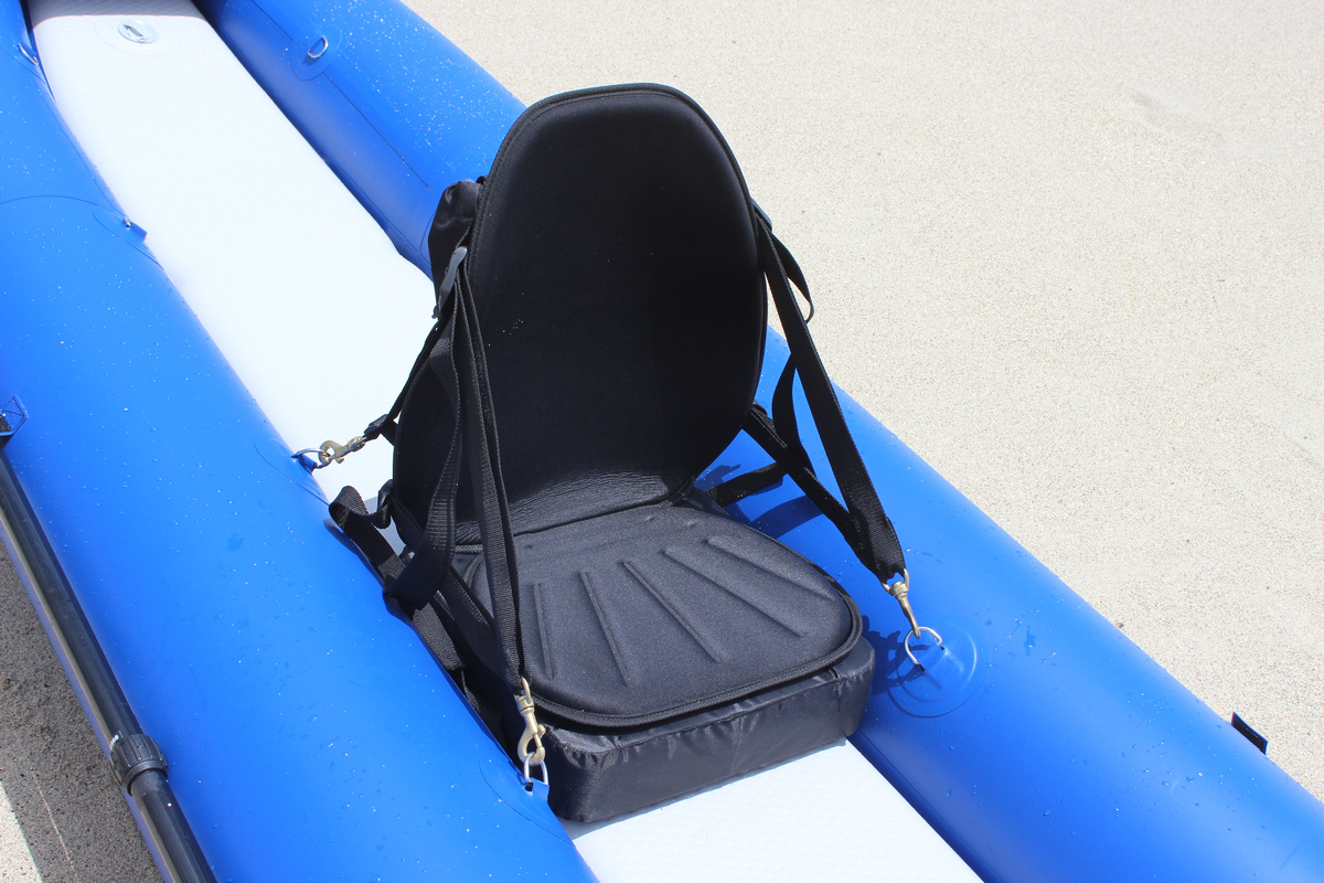 Extra HighBack Kayak Seats for Inflatable Kayaks and KaBoats