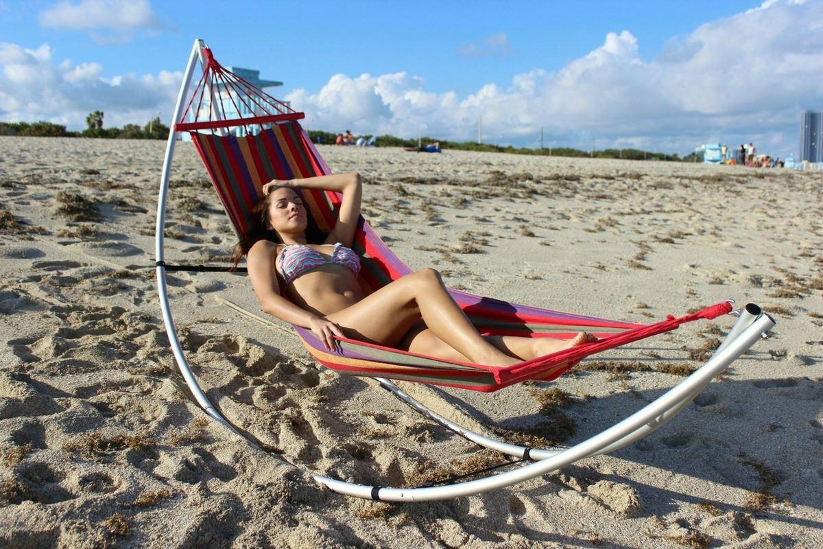 beach chair photo frame cowboys football helmet folding hammock portable travel