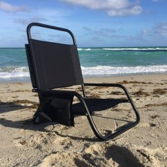 Perfect Beach Chairs Glider Aluminum Folding Chair Paddle Board Kayak Seat For The