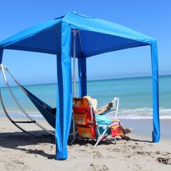 Best Beach Chair With Canopy Dark Brown Leather Dining Chairs Umbrella Cabana The Beaches In World