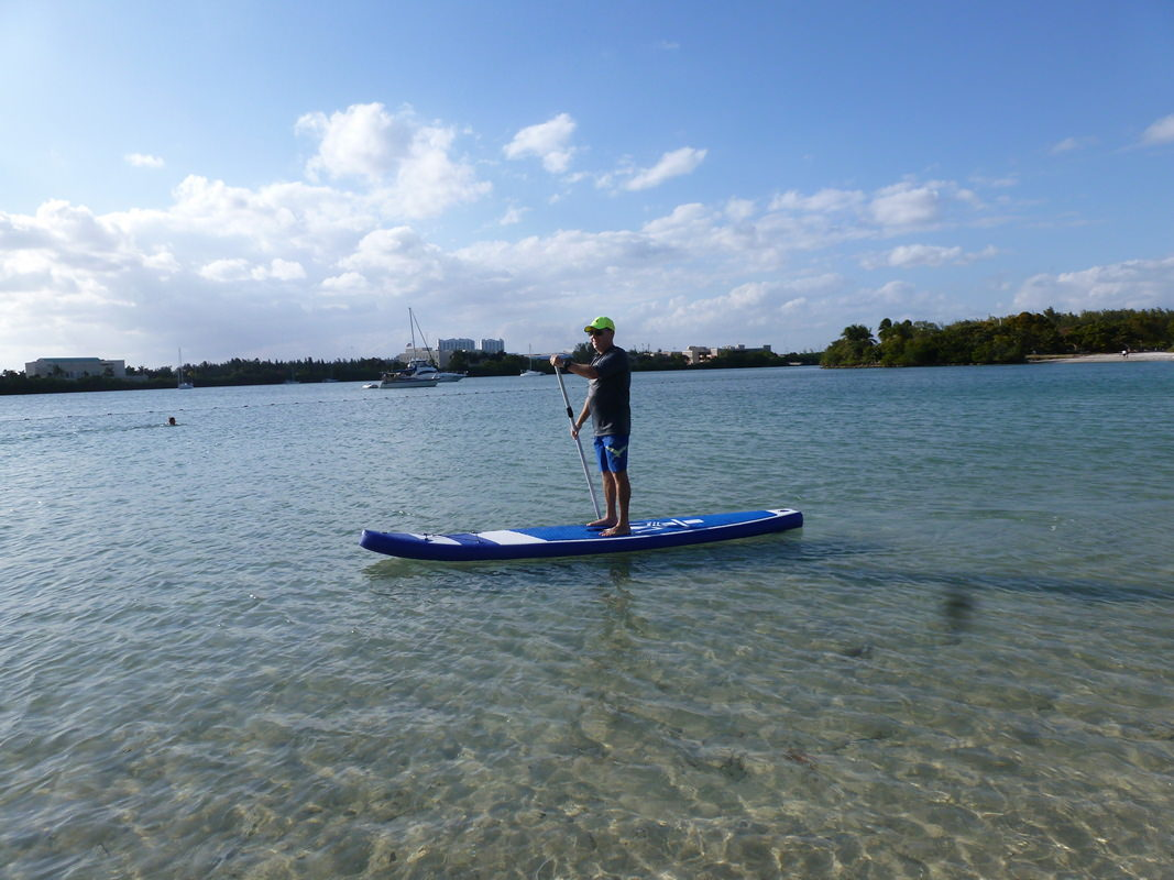 Saturn Inflatable Paddle Boards SUP for Racing RSUP360