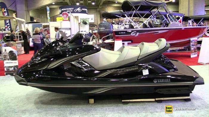 2015 Yamaha WaveRunner FX Cruiser HO Jet Ski At 2015
