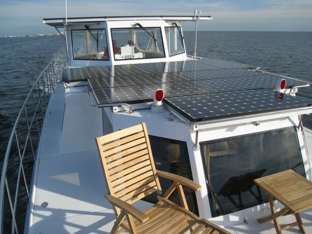 medium resolution of solar panel a dead battery is an all too common occurrence in a boat that sits idle most work weeks and when it happens it nearly always spoils a planned