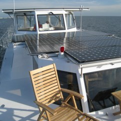 Boat Dc Wiring Diagram Electric Scooter Battery What Is A Solar Panel And How Does It Work? - Boatus