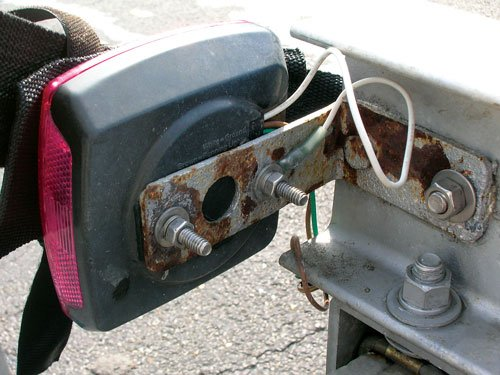 Wiring A Trailer Light