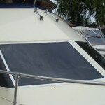 Hatteras 31' Sport Cruiser Windshield