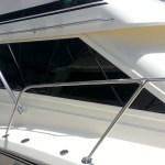 Hatteras Convertible Series II 38' replacement boat windows