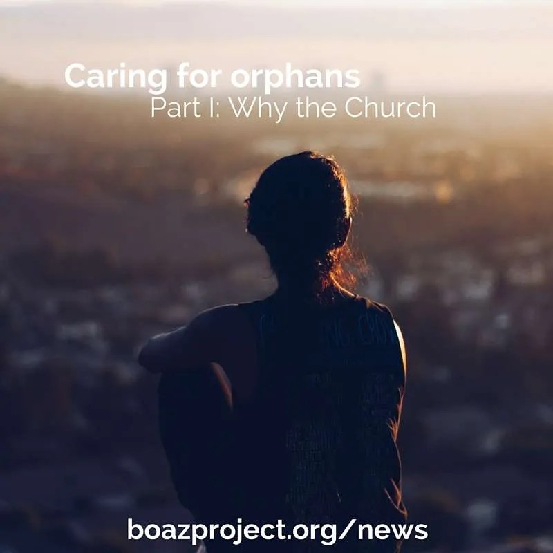 Caring for orphans 1