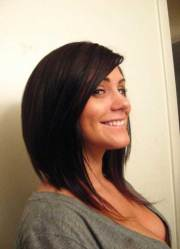 inverted long bob hairstyles
