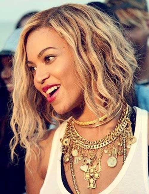 Beyonce Long Bob Haircut Haircut Ideas