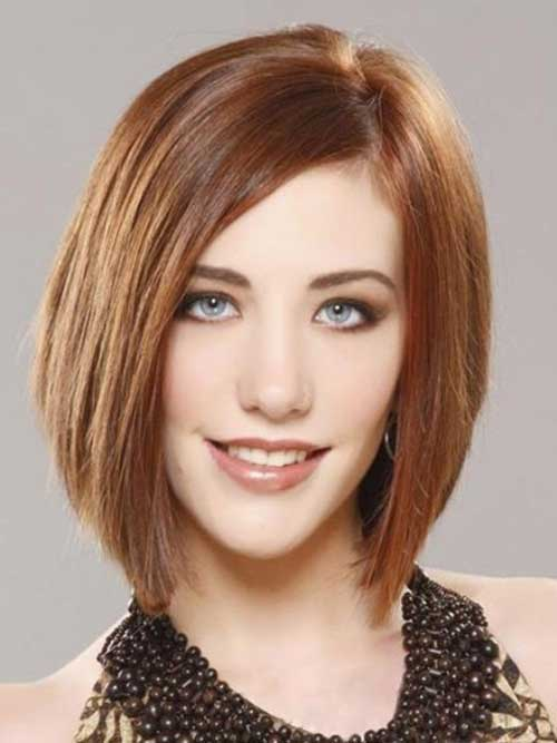 15 Best Bob Hairstyles For Oval Faces Bob Hairstyles 2017