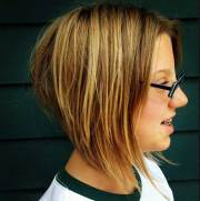 bob haircuts thick