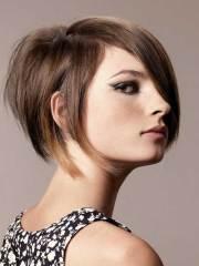 short funky bob hairstyles