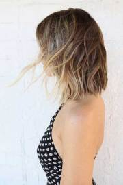ombre bob hairstyles