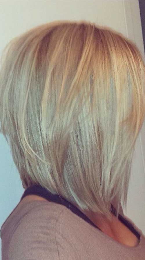 19 New Layered Long Bob Hairstyles  Bob Hairstyles 2018