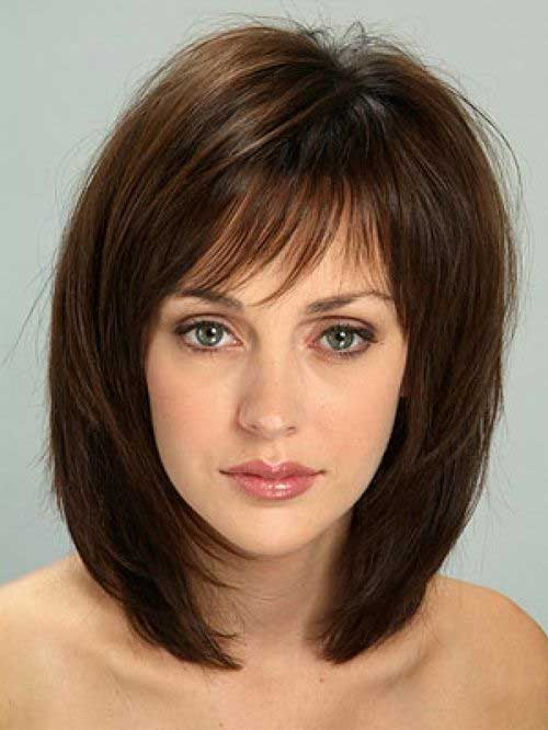 15 Best Bob Haircuts for Thick Hair  Bob Hairstyles 2018  Short Hairstyles for Women